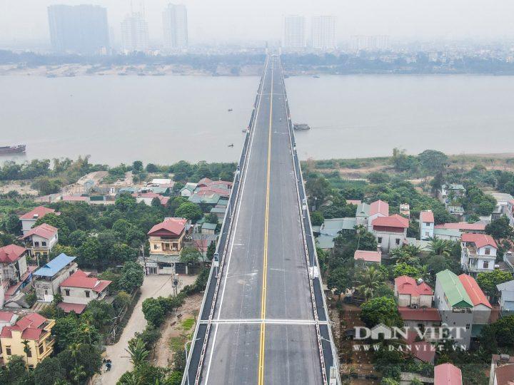Sau hơn 140 ngày sửa chữa, cầu Thăng Long nhìn như thế nào trước ngày hoạt động trở lại?
