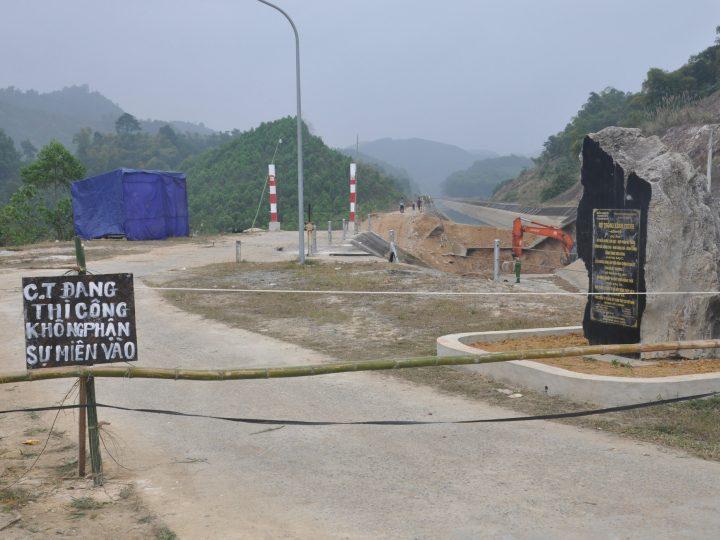 Ảnh: Toàn cảnh sự cố vỡ kênh Bắc Sông Chu – Nam Sông Mã ở Thanh Hóa